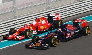 Ferrari switch worth 0.8s for Toro Rosso - Horner
