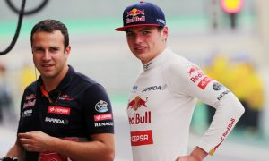 Verstappen enters second F1 year 'physically stronger'