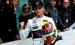 Wehrlein back in the frame at Manor