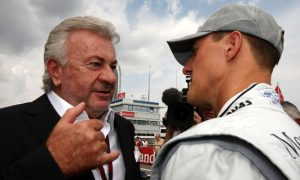 Willi Weber was against Schumacher's F1 comeback