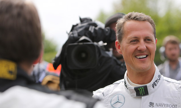 F1 great Schumacher will be subject of new documentary