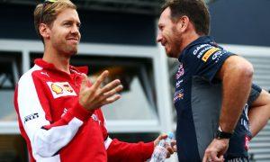 Horner sides with Vettel on F1 concerns
