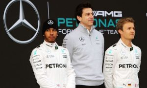 Wolff expects 'more intense' Hamilton and Rosberg battle