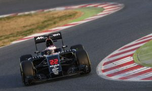 Button encouraged by 'massive improvement'