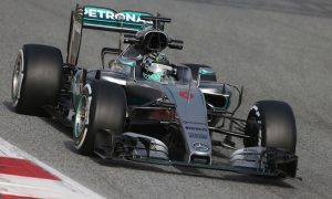 Lowe cites Mercedes' new floor as significant advance