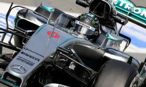 New spec nose due for Mercedes