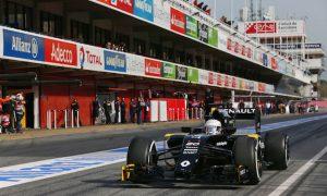 Magnussen was 'quite nervous' before Renault debut