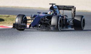 Toro Rosso 'not a full car yet'