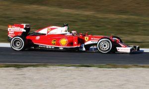 New Ferrari 'already better' than end of '15 - Raikkonen
