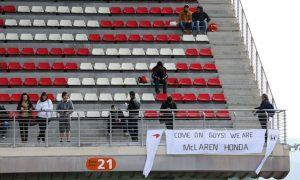 McLaren explains 'relatively minor' cause of problem