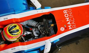 Manor not worried about Haryanto mishaps in Barcelona