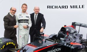 McLaren replaces Tag Heuer with Richard Mille