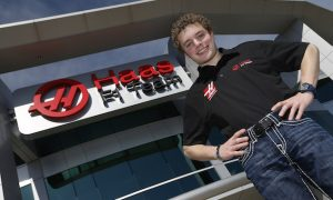 Haas signs American development driver Ferrucci