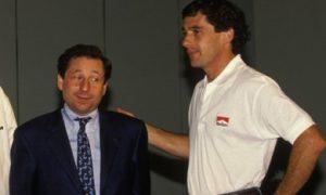 Todt: Senna had his sights on Ferrari