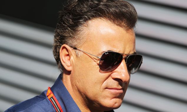 Jean Alesi, Former Ferrari Formula 1 driver