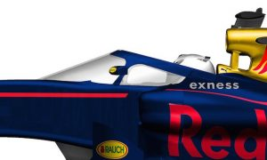 Red Bull releases F1 cockpit protection proposal images
