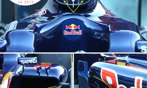 A closer look at the Toro Rosso STR11