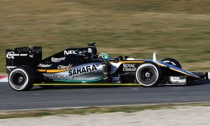 A closer look at the Force India VJM09