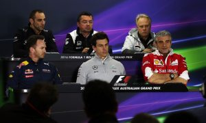 F1 manufacturers reject Ecclestone's 'cartel' accusations
