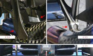 A closer look at the Sauber C35