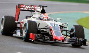 Rain did not spoil 'important day' for Haas - Grosjean