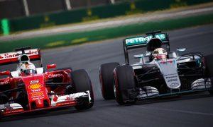 Ferrari and Mercedes differ on Bahrain tyre choices