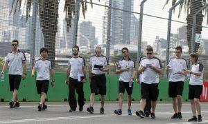 Grosjean impressed with Haas team cohesion