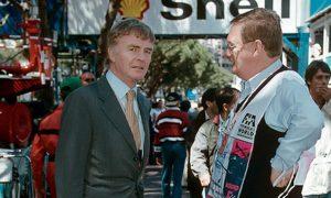 Veteran F1 journalist Alan Henry dies