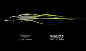 Aston Martin wants hypercar to lap faster than F1 cars