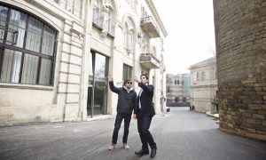 Interest for Baku growing among F1 drivers