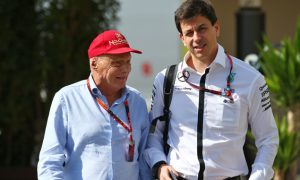 No recognition for altruistic Mercedes acts, rues Lauda