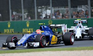 Nasr on tough F1 opener: Plenty of work ahead of us