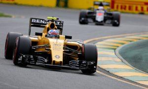 Palmer surprised by McLaren progress