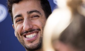 Fired up Ricciardo mindful of adrenaline rush in home race