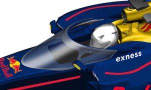 Ricciardo labels first Red Bull canopy trial 'pretty good'