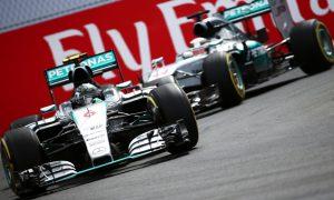 Reduced Mercedes F1 team orders excite Rosberg