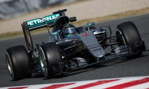 Rosberg eager to 'unleash' new W07 in Australia