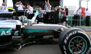 Strategy 'crucial' in Melbourne win – Rosberg