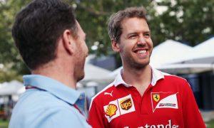It's not a pizza! - Vettel explains new F1 car's name