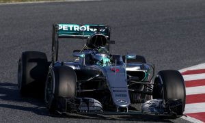 'Awesome' Hamilton still a formidable challenge - Rosberg