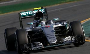 Rosberg was at risk over brake temperatures - Wolff