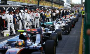 Pecking order leaves Williams behind Toro Rosso