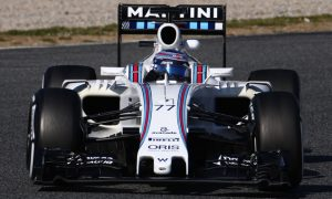 Bottas chases 'strong' Oz result after 2015 injury