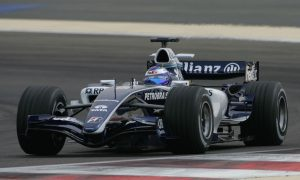 Already a 10-year F1 veteran…