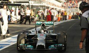 Nico's first Australian Grand Prix win