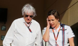 Claire Williams labels F1 as 'still amazing'