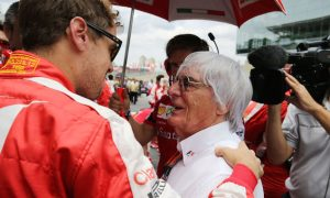 Ecclestone agrees with F1 drivers in response letter