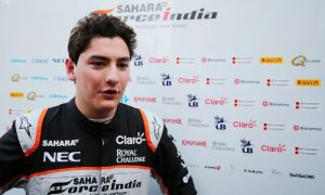 Force India to run Alfonso Celis in FP1 in Bahrain