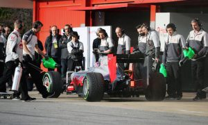 Steiner explains reasons for Haas turbo delay
