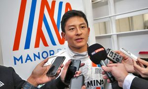 Haryanto looking for fan boost for maiden F1 race